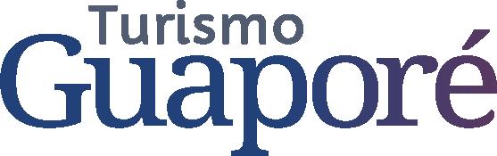 Texto logo Turismo Guaporé